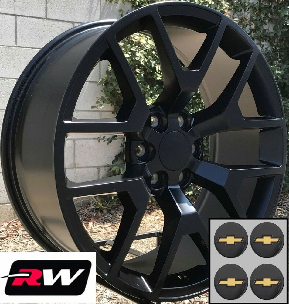 Details About 22 X9 Inch Chevy Tahoe Oem Specs Honeycomb Wheels