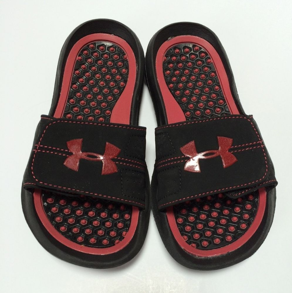 under armour sandals kids