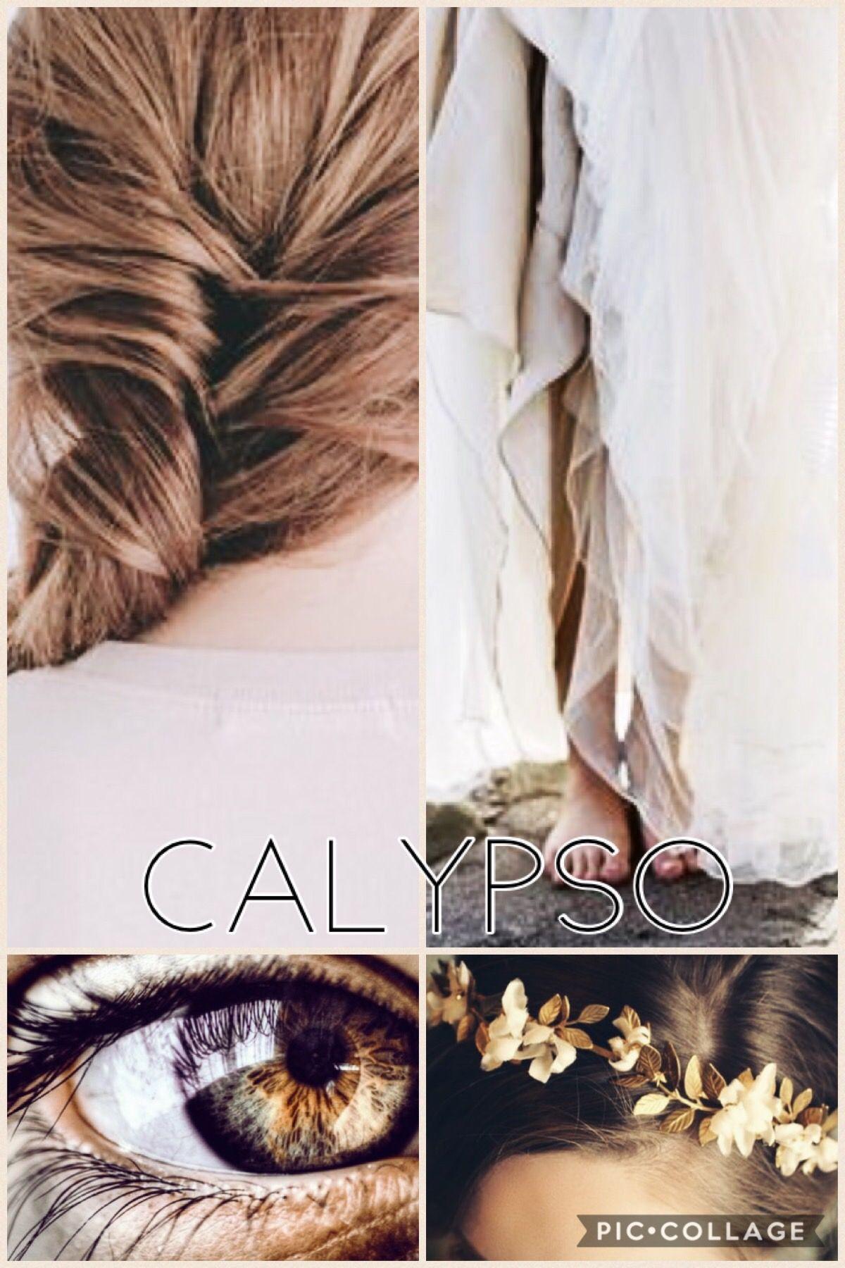 Percy Jackson Calypso Aesthetic