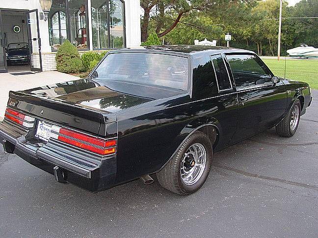 1987 Buick Grand National For Sale Hemmings Motor News Buick Grand National 1987 Buick Grand National Buick