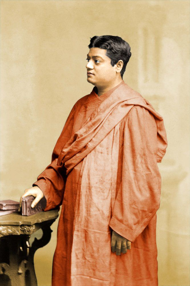 To The Fourth Of July by Swami Vivekananda Swami