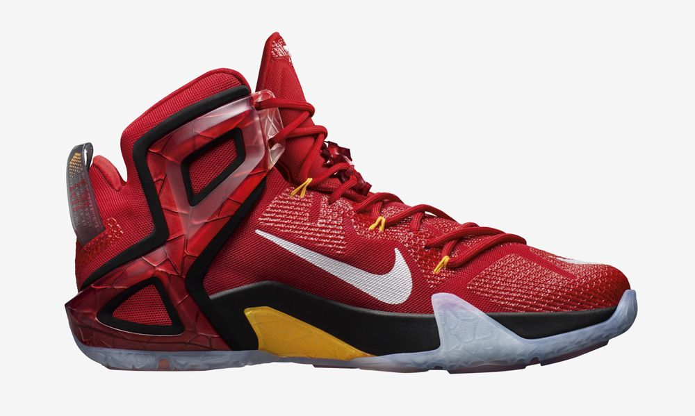 Nike Men's Basketball Shoes Lebron 12 Elite Performance Buying This Holiday