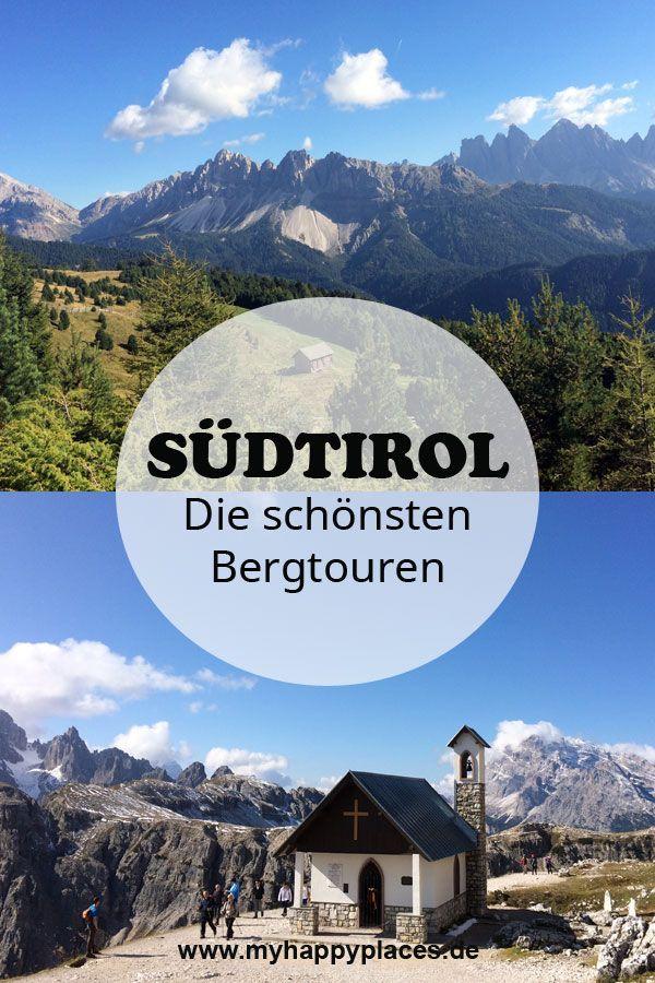 Wandern in Südtirol: Die besten Touren für Einsteiger