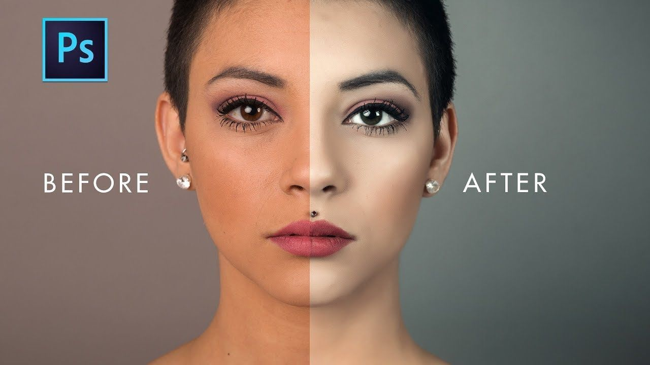 High-End Skin Retouching in Photoshop cc | Ultimate Skin ...