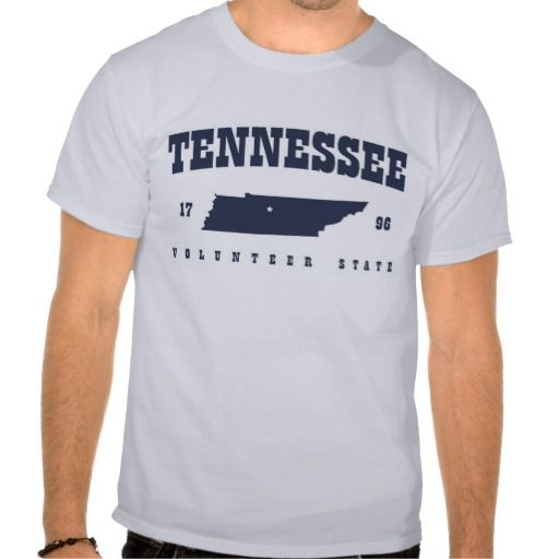 Tennessee -- The Volunteer State