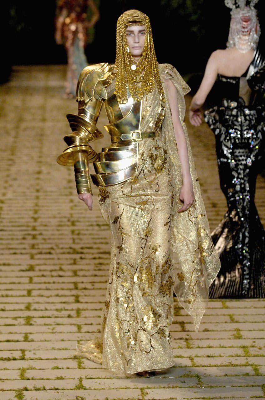 John Galliano for Christian Dior Fall Winter 2006 Haute ...