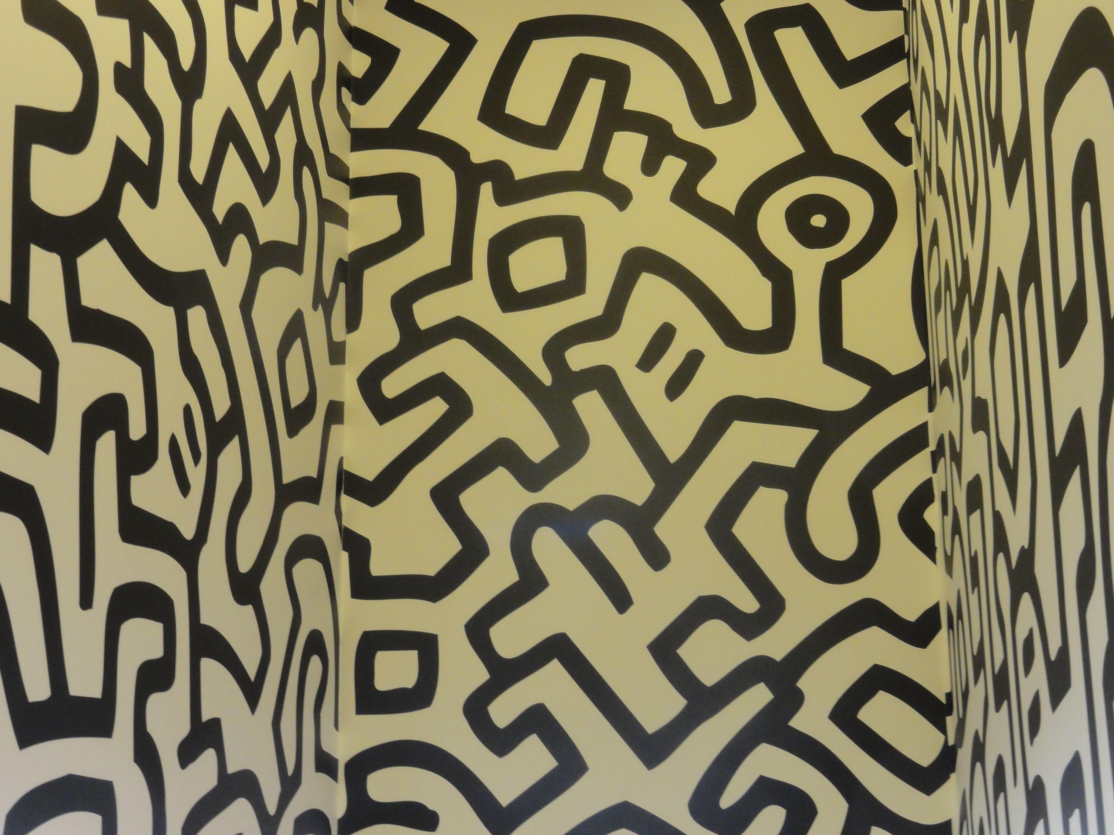 Keith Haring Ausstellung In München Kunsthalle 2015 München