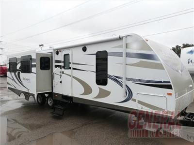 New Travel Trailer 2019 Palomino Solaire Ultra Lite 205ss On