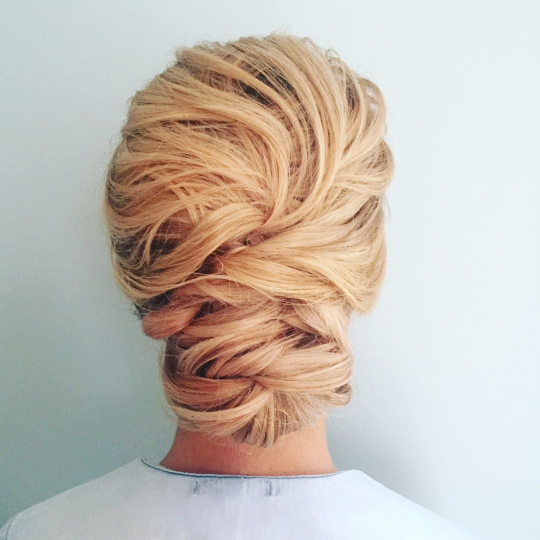 Hairstyle inspiration : Updos For I Do