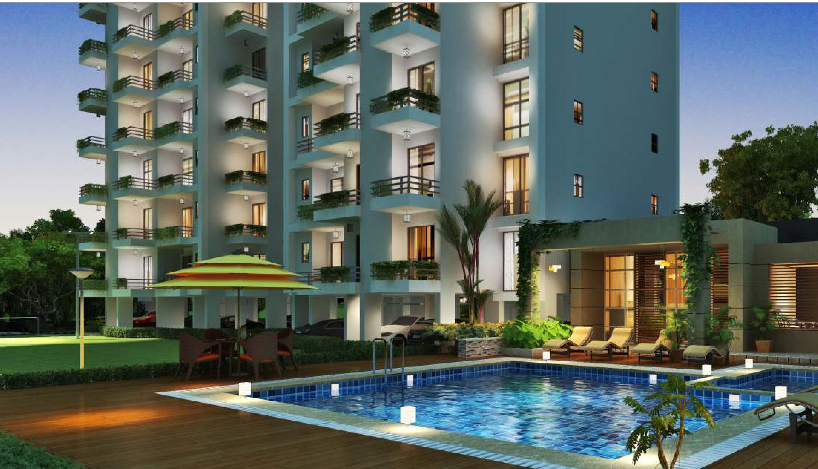 Max Royal Offers 2 And 3 Bhk Apartments That Are Designed