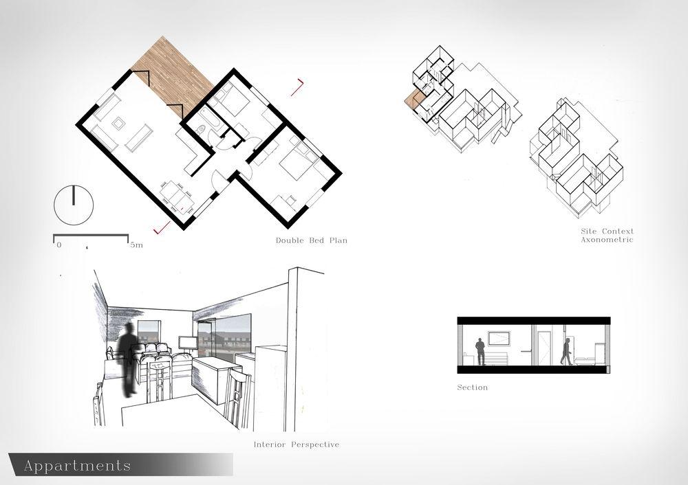 Bilderesultat For Habitat 67 Ground Plan Original