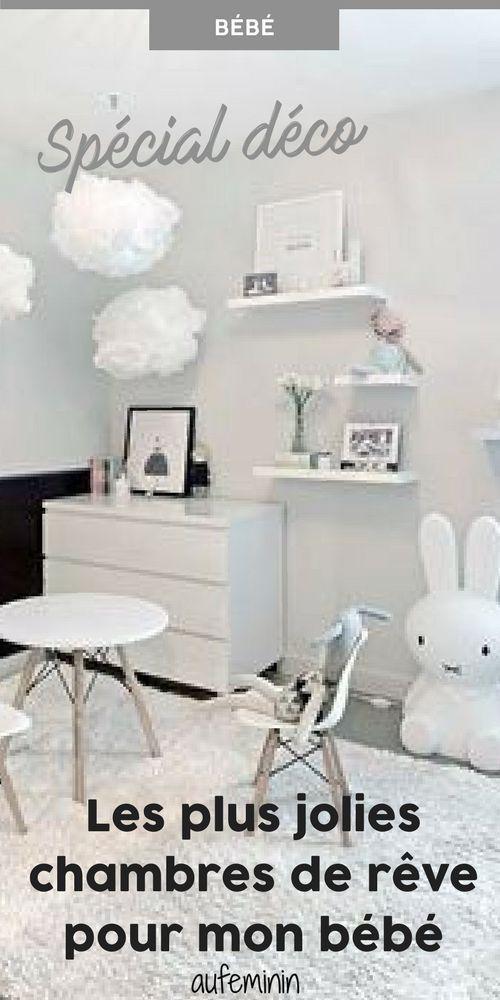 Comment réussir la chambre de mon bébé ? Kids rooms and Room