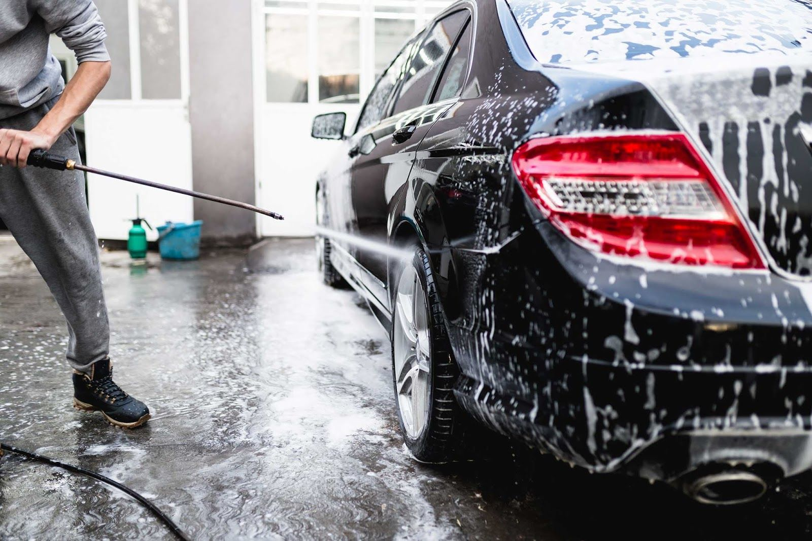 Auto Detailing service in Columbus in 2020 Car wash