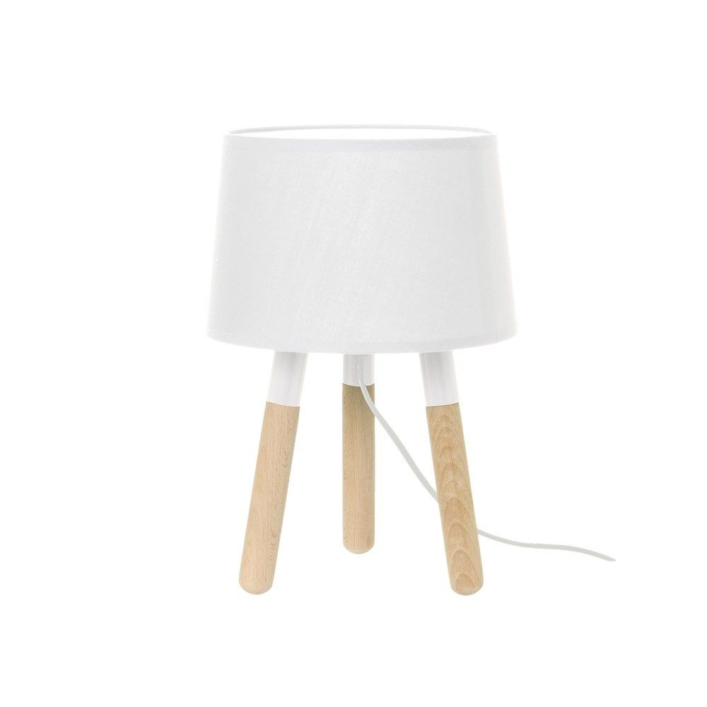 Leitmotiv orbit tafellamp wit interieur pinterest kids leitmotiv table lamp orbit with a white shade and wooden base geotapseo Choice Image
