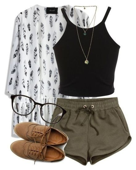 Outfit Idea ShopStyle shopthelook SpringStyle SummerStyle MyShopStyle BeachVacation FestivalLooks WeekendLook is part of Womens casual outfits -