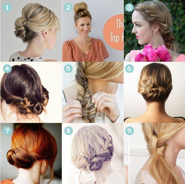 Schnelle Einfache Formale Party Frisuren Für Lange Haar Diy Ideen