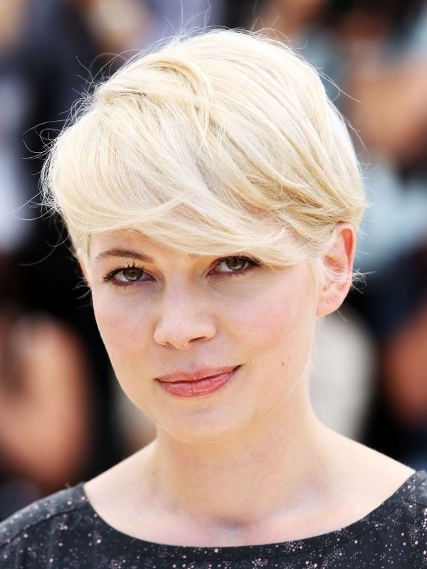 Short Hairstyles Celebrity Women and trendy hair color