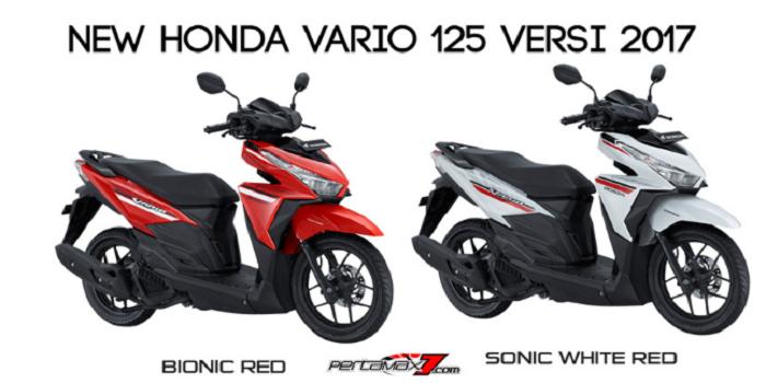 Daftar Harga Motor Honda Vario Terbaru Dki Jakarta Dan
