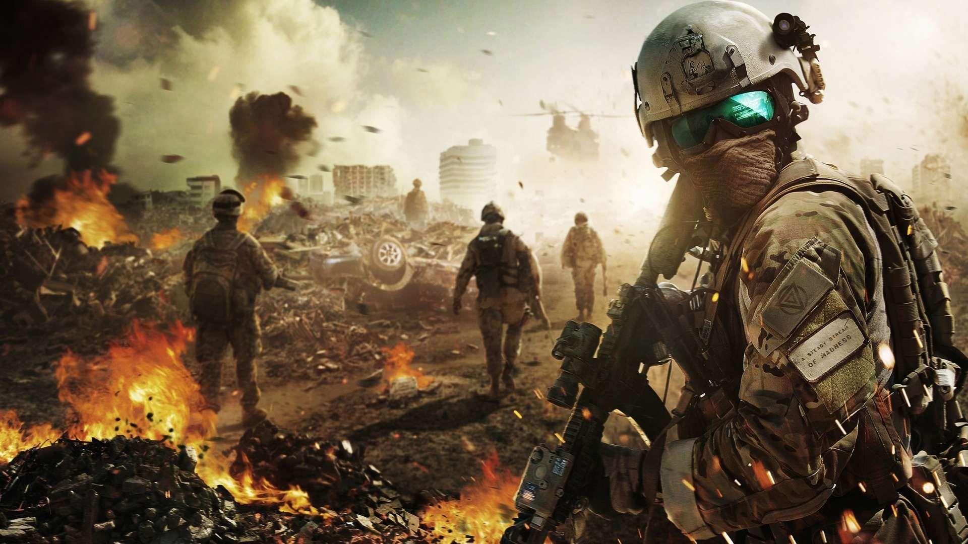 Battlefield soldier hd wallpaper 1080p sdsdasdasd - Army wallpaper hd 1080p ...
