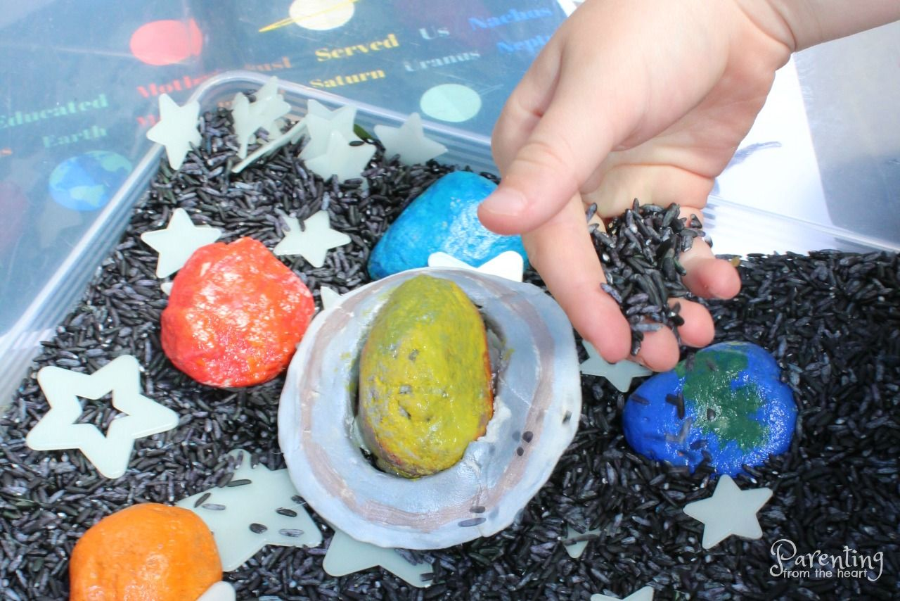 Solar System For Kids Activities Including Free Printables