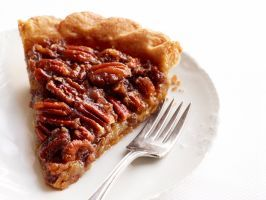 Traditional Pecan Pie : Served with whipped cream or ice cream, homemade pecan pie is a quintessential dessert that no Thanksgiving menu should be without.