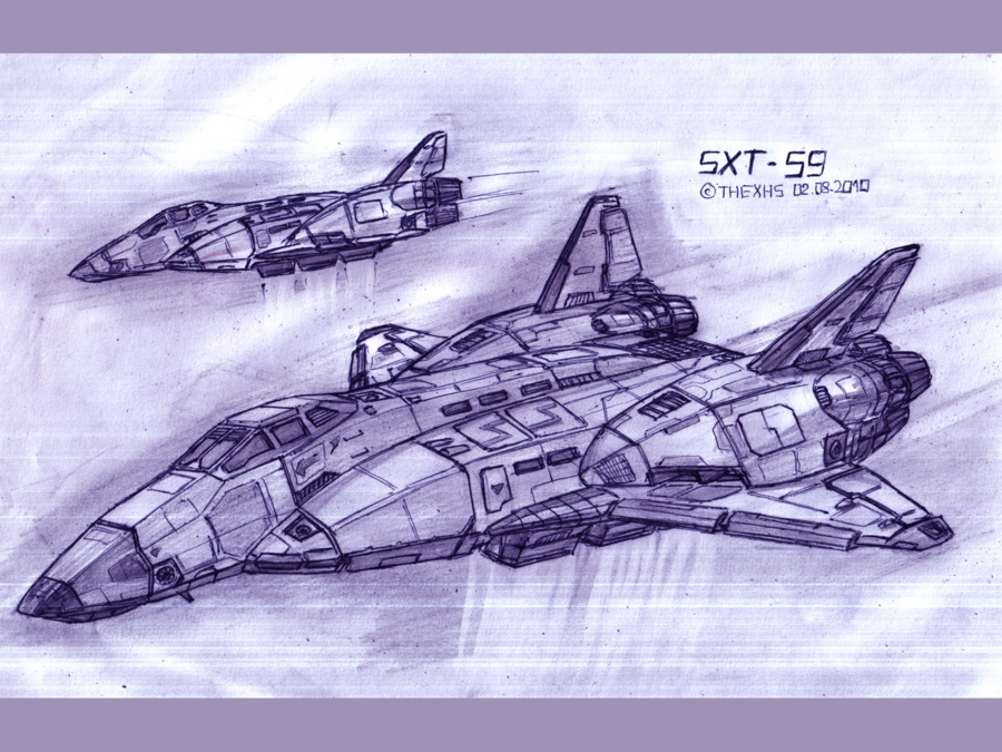 SXT-59 by TheXHS