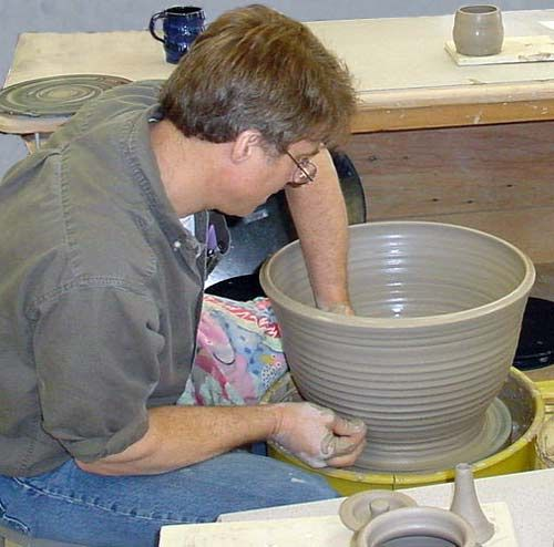 Advanced Pottery Classes Pictures | The Pottery Wheel