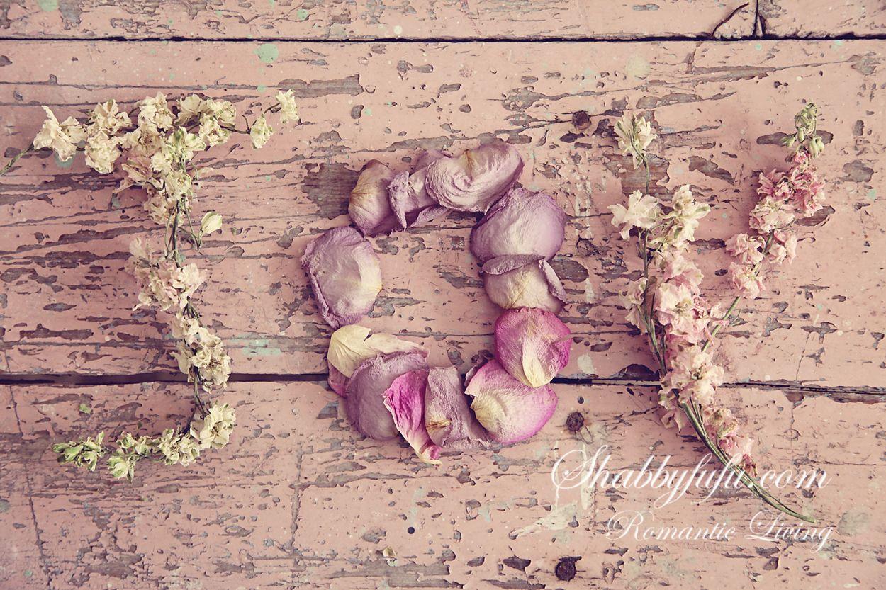 Florabunda....Playing With Petals | Shabbyfufu: Florabunda....Playing With Petals