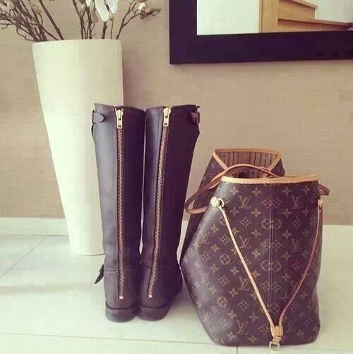 the perfect combination <3 #boots