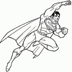 Coloriage Super Hero