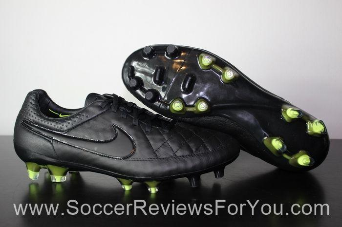buy online d4355 acfe0 Nike Tiempo Legend V FG Review. Nike Tiempo Legend V FG Review Zapatillas,  Botas De Fútbol ...