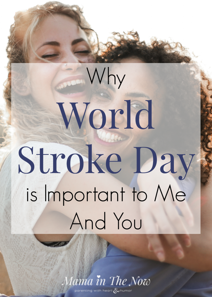 Why World Stroke Day Is Important To Me And You In 2020 World Stroke Day Stroke Prevention Healthy Cholesterol Levels