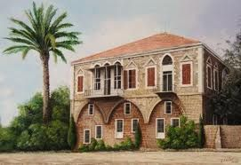 old lebanese houses