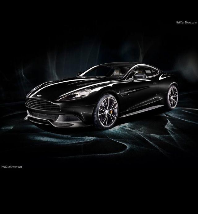 Aston Martin Vanquish, Aston