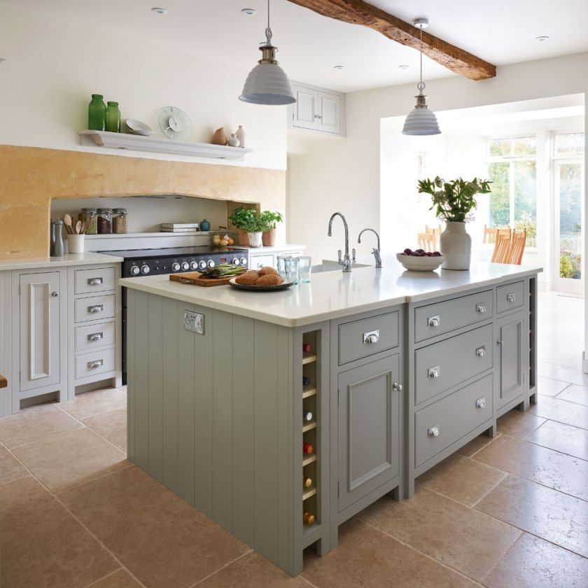 Period Kitchens Designs Renovation: This Renovation Proves A Period Home Is Less A Burden