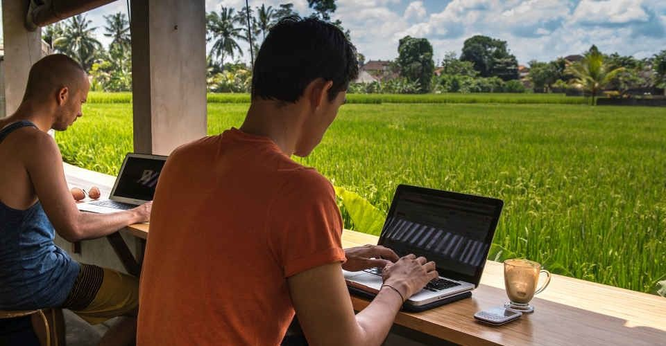 Digital nomads in paradise here are 8 coworking spaces