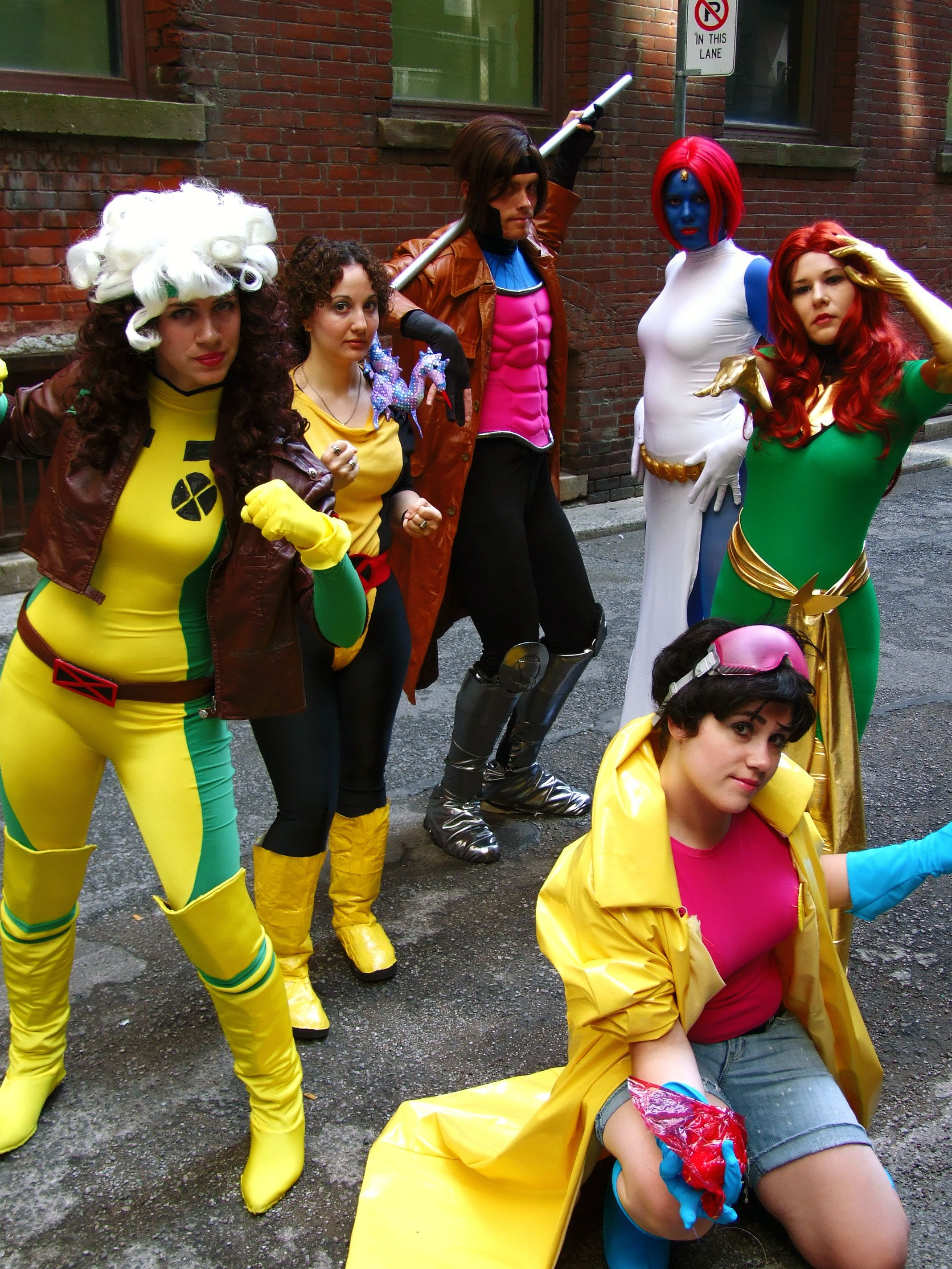 Some Awesome X Men Cosplay