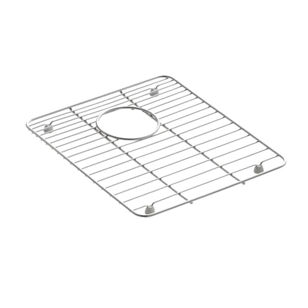 Kohler Anthem Bottom Sink Basin Rack In Stainless Steel Sink