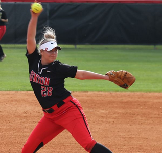 Union Softball Sweeps Delta State In First Gsc Series Union University Softball Team Softball