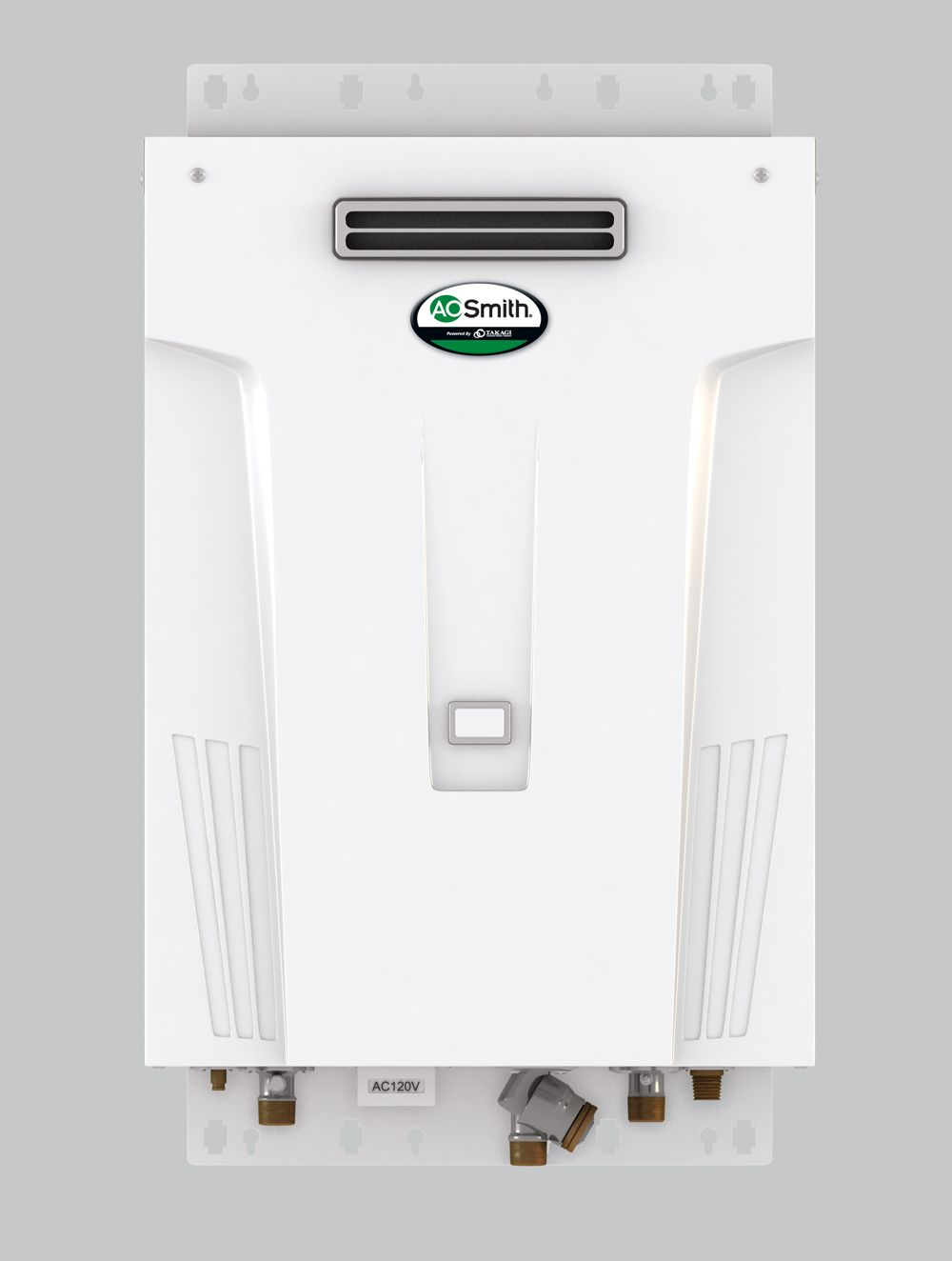 Tankless Outdoor Condensing Water Heater Models From Ao Smith