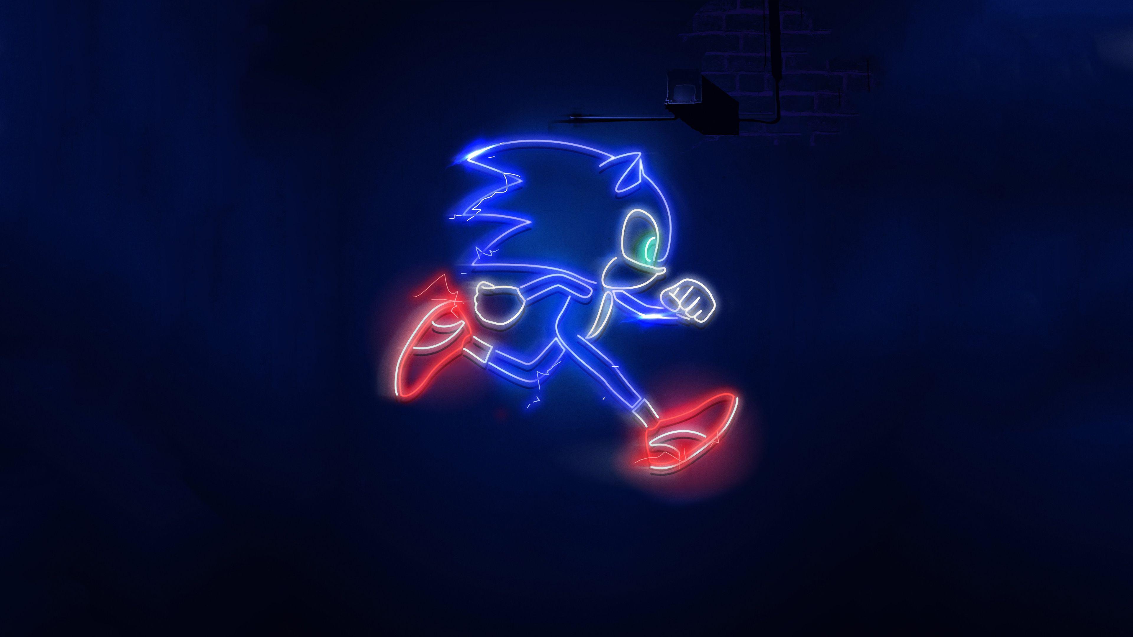 Wallpaper 4k Sonic The Hedgehog Movie 2020 Sonic 4k Wallpapers