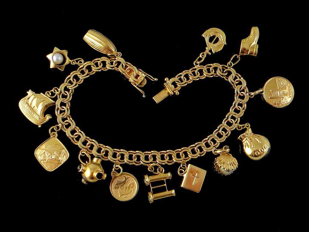 bismarck halsband 24k