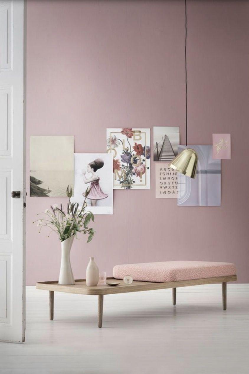 Alles Pantone Oder Was Schweizer Illustrierte Haus Deko Skandinavisches Design Wandfarbe Wohnzimmer