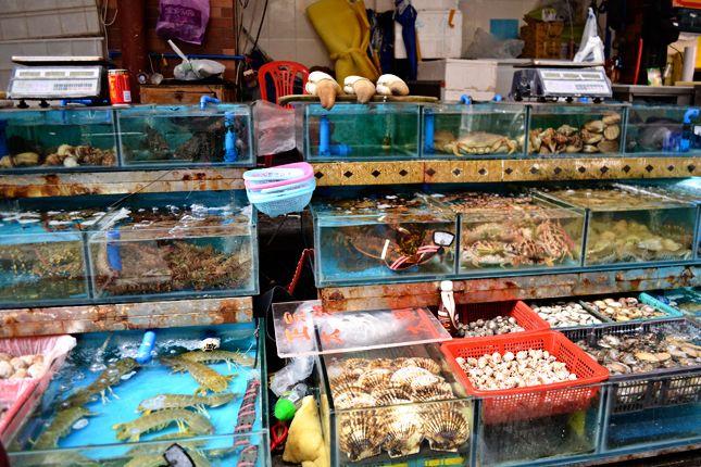 Fish Market Is Always Open Gettim Fresh Explore Local