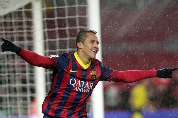 El Barça, el rey del gol en casa