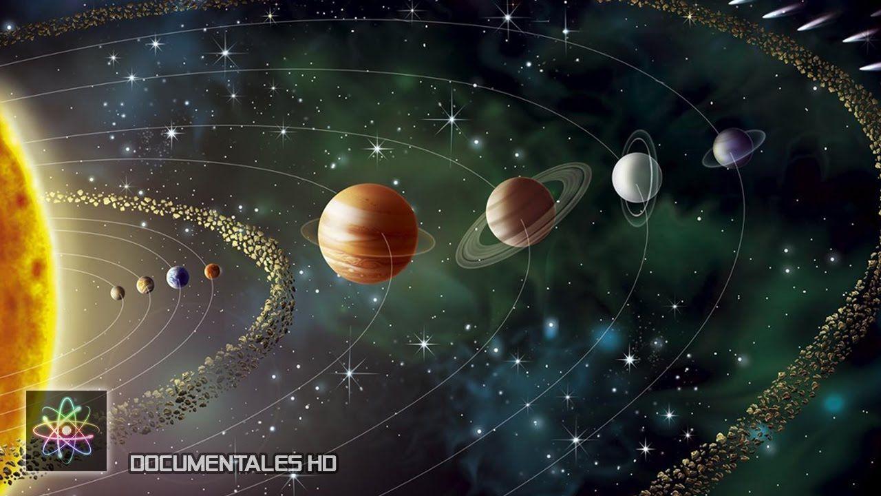 El Universo: Cómo se formó el Sistema Solar - Documental HD