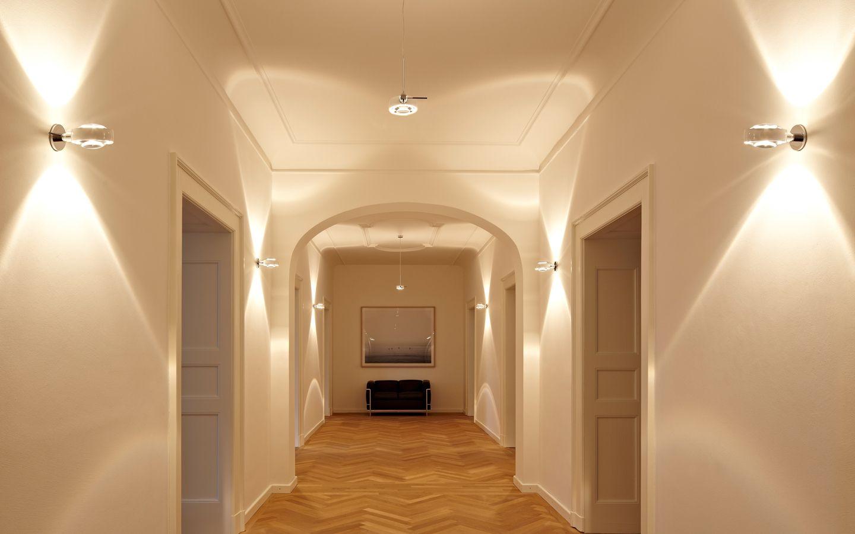 Expert Tips On How To Light A Hallway Innenbeleuchtung Flurbeleuchtung Kleine Flure