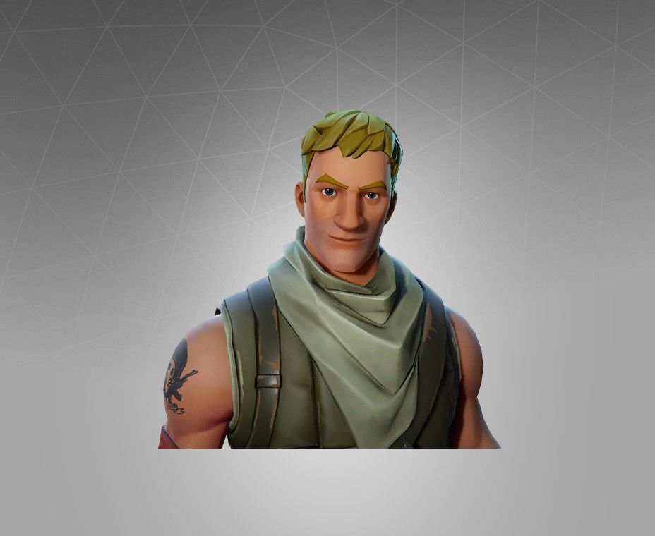 Jonesy Skin Images Fortnite Character Outfits