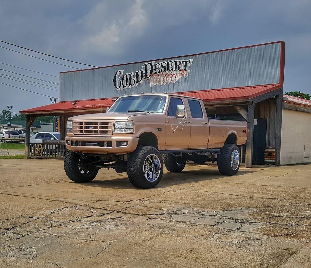 Obs To 2017 19 Superduty Bumper Conversion Brackets 1992 1997 Ford F Series Jacked Up Trucks Trucks Classic Trucks