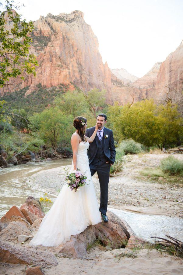 Zion National Park Wedding 2106